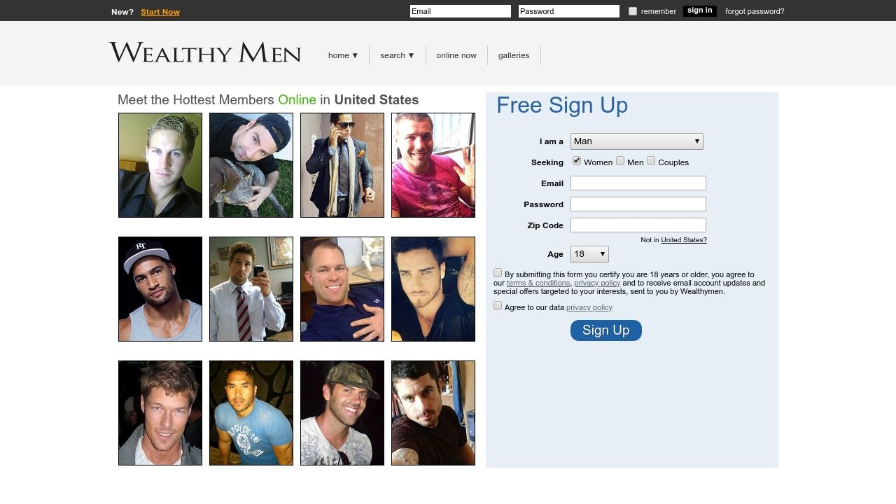 Welthy Men Dating Site Post Thumbnail